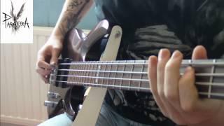 ガゼット The GazettE - Silly God Disco bass cover by Ryuu
