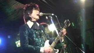 DUDE 鶴川仁美 (ex The Rockers) - Baby Talk (Johnny Thunders カバー)