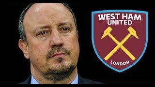 Why would Rafa Benitez leave Newcastle for West Ham?