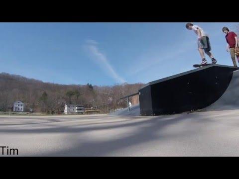 Seymour Skatepark Edit