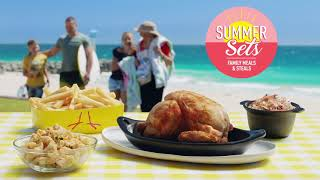 CHICKEN TREAT SUMMER SETS TVC