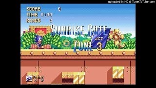 Sonic Overture OST - Sunrise Gate Act 3