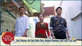 NMAVVN - Việt Hương đãi Ngô Kiến Huy, Huỳnh Phương cơm tấm Cầu Sơn