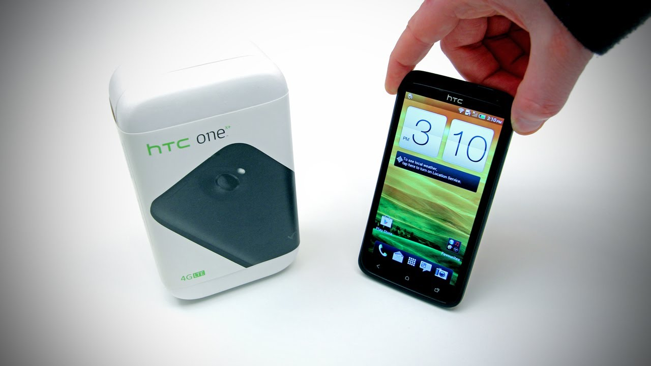 HTC One X+ Unboxing & Overview thumbnail