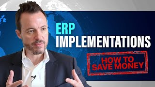 How to Save Money on Your ERP Implementation Project Budget