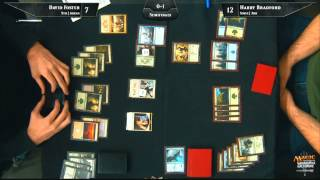 GP Baltimore 2015 Semifinals