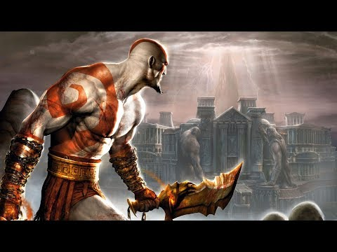 God Of War 1 All Cutscenes Game Movie HD REMASTERED