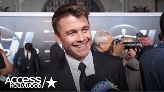 Luke Hemsworth: How Physical Is His Role In HBO's 'Westworld'