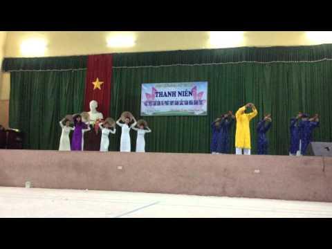 Lớp 11a10 - THPT TXQT - Thanh niên với việc giữ gìn và phát huy bản sắc văn hóa dân tộc