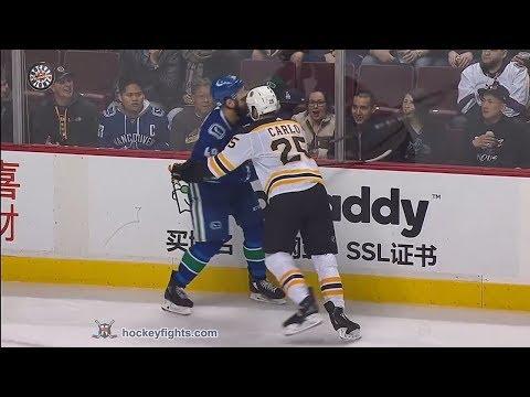 Darren Archibald vs. Brandon Carlo