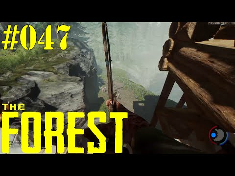 THE FOREST [HD|60FPS] #047 - LPT - Keine Verschnaufpause ★ Let's Play Together The Forest
