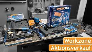 Workzone Aktionsverkauf | Was können die Werkzeuge? | Druckluftsortiment, Schlagschauber, Meißel uvm