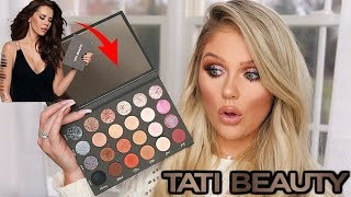 I TRIED TATI BEAUTY...TATI BEAUTY REVIEW + TUTORIAL