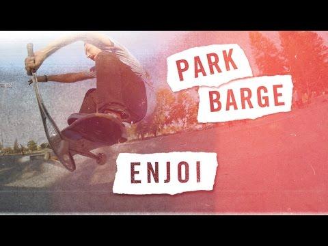 Park Barge: enjoi | TransWorld SKATEboarding