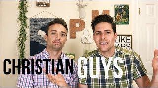4 Things Christian Guys Wish Girls Knew