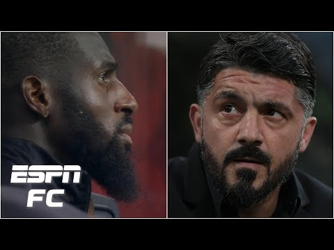 'Stay tuned for this one': Inside the intense drama between Bakayoko & Gattuso at AC Milan   Serie A