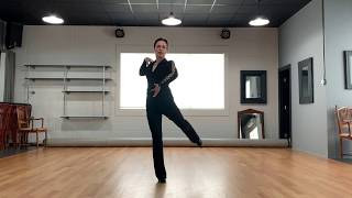 Video 12 from Julia – Ballroom Exercise