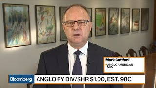 Share Buyback Is an 'Active Conversation,' Says Anglo American CEO