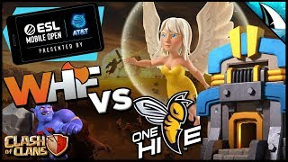 *BIG RIVALRY* WHF vs OneHive - ESL Mobile Open | Season 2 | Clash of Clans
