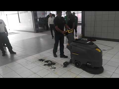 Karcher Floor Clean Machines