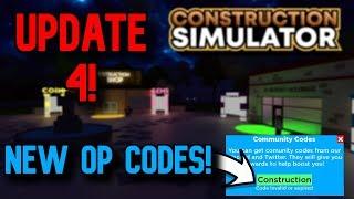 roblox construction simulator codes 2019 july - TH-Clip
