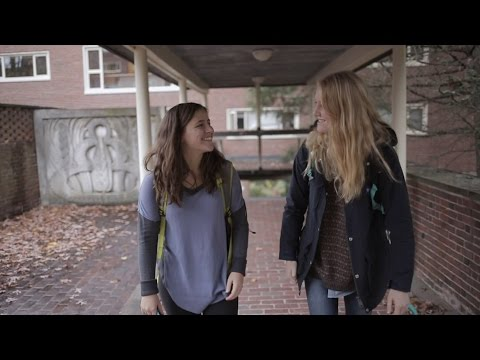 Roommates: Sarah & Anne