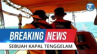 BREAKING NEWS: Kapal Mega 09 Tenggelam di Perairan Ketapang, 9 Orang Dilaporkan Hilang