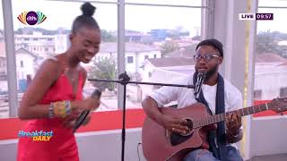 Cina Soul Performs 'Killi Mi' On Citi TV's Breakfast Daily