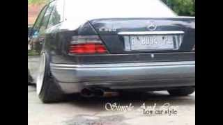 Mercedes Benz e320 [w124] Simple And Low - banten X stance