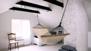 Attic Bedrooms With Scandinavian Style