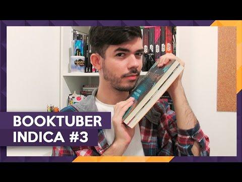 BOOKTUBER INDICA #3 - Loucamente Criativo | Admirável Leitor | VEDA