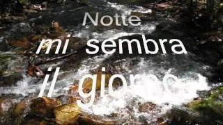 O Del Mio Amato Ben - Karaoke Version
