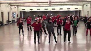 Line Dance:BACHATA (Italy)