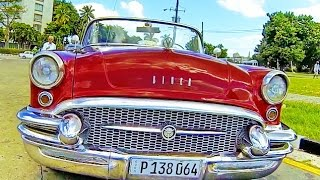 preview picture of video 'CUBA RETRO CARS 2014 GOPRO HERO 3 black edition'