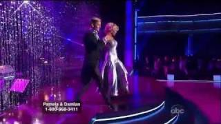 Pamela Anderson-Dancing With The Stars-Foxtrot