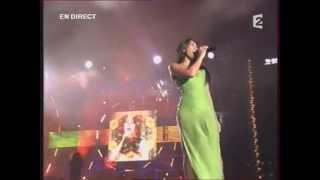 Anggun Ginie live_Hot Stuff 21.6.2006 Anggun Scivola (Slips) :(