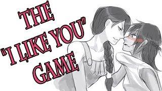 The I Like You Game – Percy Jackson Comic Dub Drama