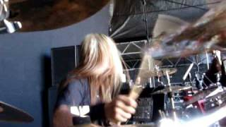 Evergrey - Monday morning apocalypse (Live at Peace & Love festival 2009)
