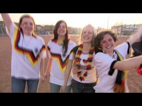 Frauenfussball WM 2011 – Public Viewing in Hamburg