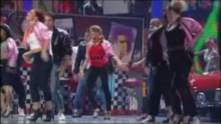 FLEX feat  BELINDA - Te quiero [Latin Grammy 2008 (Widescreen)]