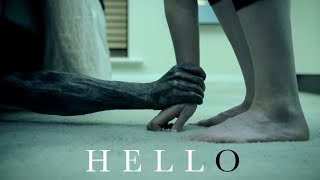 HELLO - A Short Creepy Horror Film
