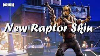 Fortnite Raptor Skin Gameplay 免费在线视频最佳电影电视节目