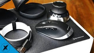 The SpaceMouse Wireless Kit - Full Review