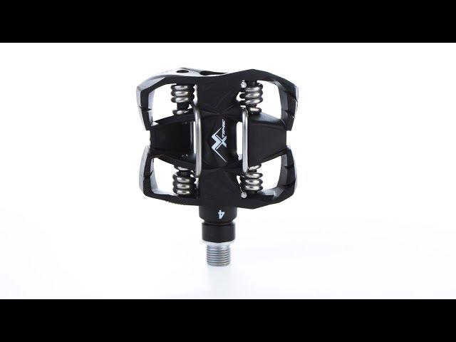 Видео Педали Time MTB Atac MX 4 (Black)
