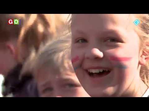 Koude start Koningsspelen 2019 in Winschoten - RTV GO! Omroep Gemeente Oldambt