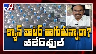 Is Drinking can water bad for You? - TV9