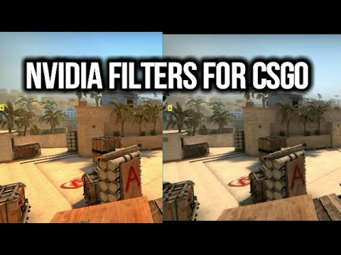 CS:GO - Nvidia Freestyle lets you SEE into Shadows! (CHEATING