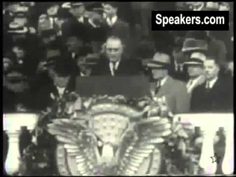 fdr first fireside chat