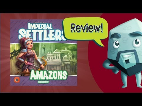 Imperial Settlers: Amazons Review - with Zee Garcia
