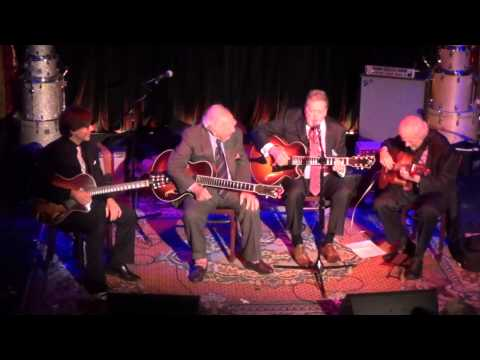 Bucky Pizzarelli Birthday Bash at the Cutting Room, N.Y. 01/07/14 Part 3